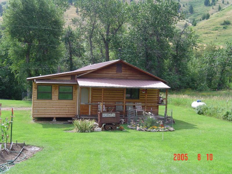 Pony Creek Cabin - Image 1 - Pony - rentals