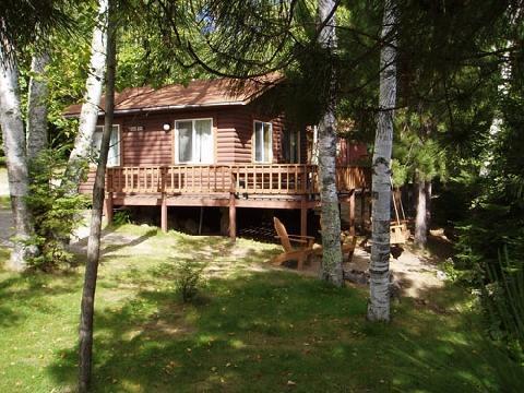 White Ash, 2 Bedroom Cabin - Image 1 - Ely - rentals