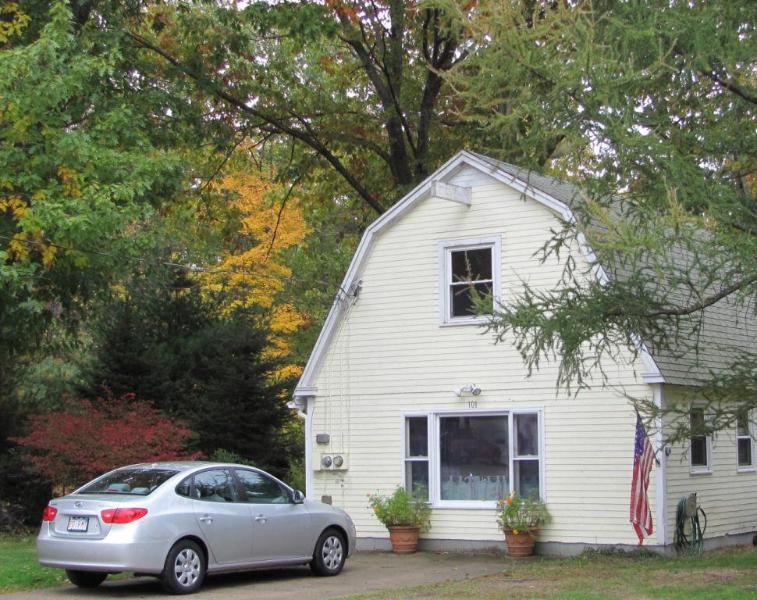 Curb side - ALL BOOKED FOR 2013:  Vacation Get-A-Way in Ogunquit One - Ogunquit - rentals