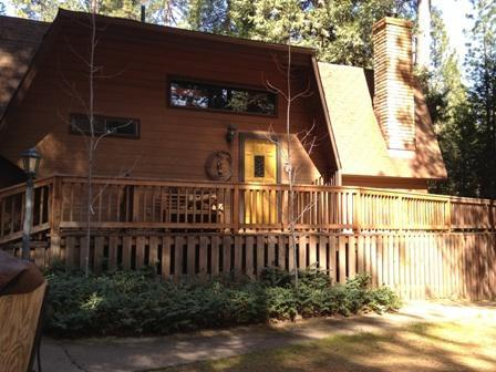 Cabin in the Woods - HOME REMOVED 2012 - Yosemite National Park - rentals