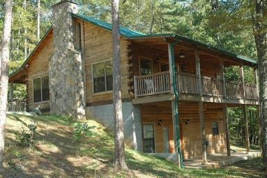 Wildflower Retreat - Image 1 - Blue Ridge - rentals