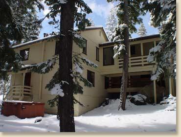 Tahoe Hideaway:Lake Tahoe,Beach,Casino,Hottub,Wifi - Image 1 - Tahoe Vista - rentals