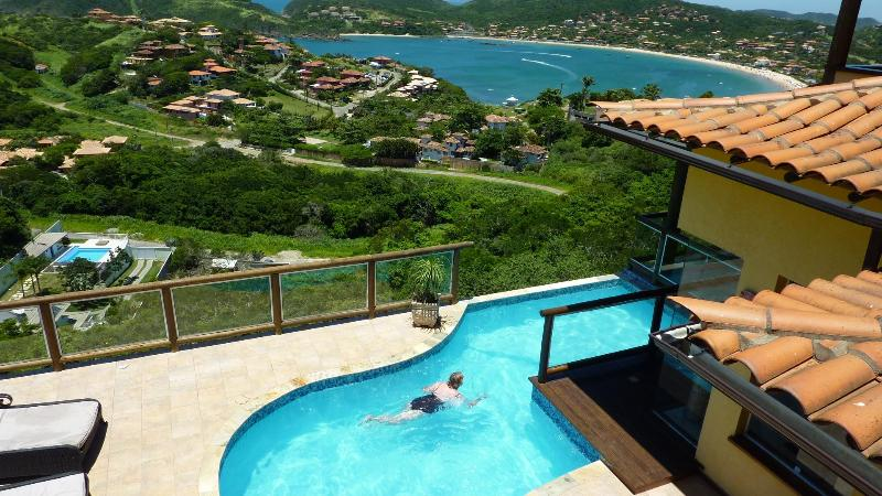 Luxury 5BR Home in Buzios with Ocean view from every bedroom - Image 1 - Buzios - rentals