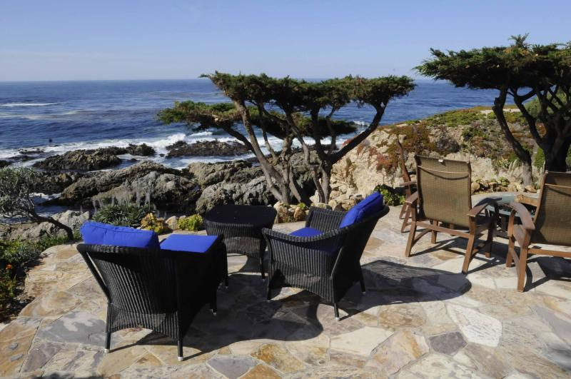 One of the most spectacular meetings of land and sea you will ever experience. - Ocean Front Home with Private Cove, Carmel. - Carmel - rentals