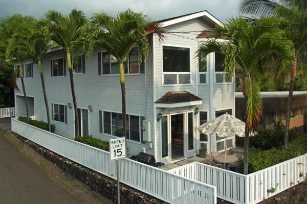 Alii Hale - Alii Hale Beautiful home w/beach across the street - Kailua-Kona - rentals
