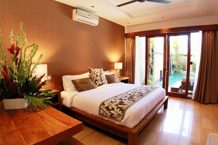 Master bedroom - Villa Cantik Seminyak - Seminyak - rentals