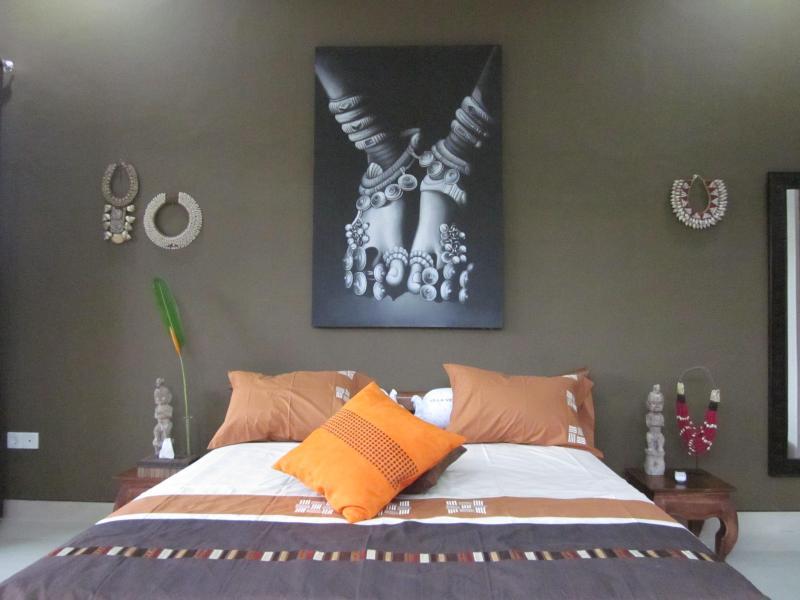 Charming 2 or 3 bedrooms pool villa, good location - Image 1 - Kerobokan - rentals