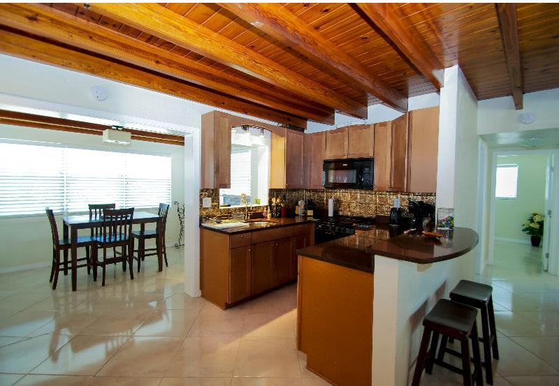 Kitchen(alternate angle) - May/June Home $pecial -Vacation Home #3107 - Daytona Beach - rentals
