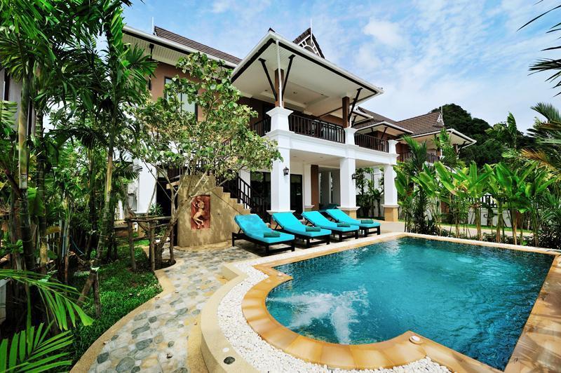 Baan Narakorn Private Pool Villa - Baan Narakorn Private Pool Villa in Ao Nang, Krabi - Ao Nang - rentals
