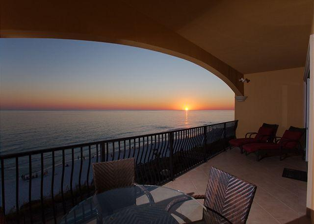 Balcony View - Adagio - December is Gorgeous Time of Year - Open and Reduced - Santa Rosa Beach - rentals