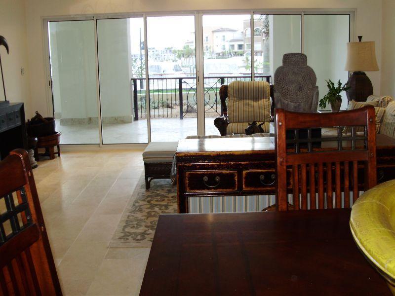 Dining and Living Area - SAVE!!! Aquamarina II - 2B/2B, Cap Cana/Punta Cana - Punta Cana - rentals