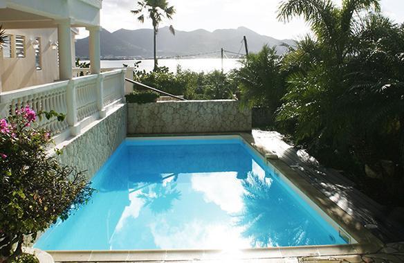 Villa Modani -luxury amazing view & private pool - Image 1 - Saint Martin-Sint Maarten - rentals
