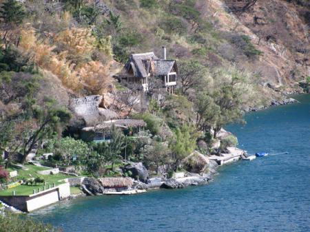 beautiful and comortable villa in lake atitlan - Image 1 - Guatemala City - rentals