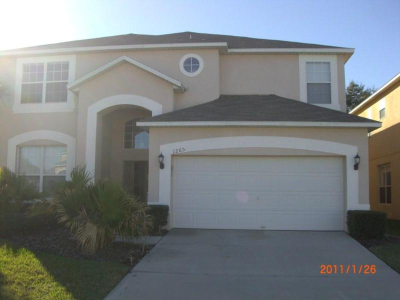 6 bed/5.5 bath Luxury Home in Kissimmee Ref: 36050 - Image 1 - Kissimmee - rentals
