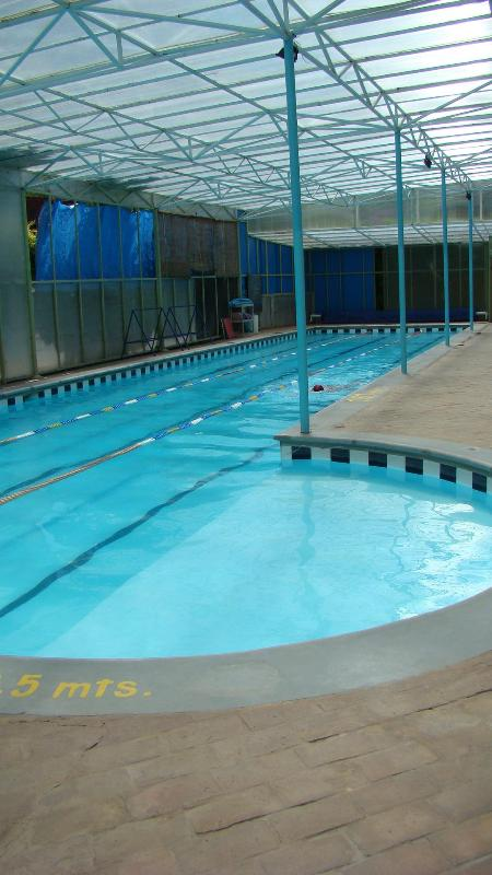 Swimming pool and gym-perfect location and comfort - Image 1 - San Miguel de Allende - rentals