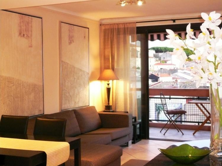 Mandariniers 3 Bedroom French Riviera Vacation Rental - Image 1 - Cannes - rentals