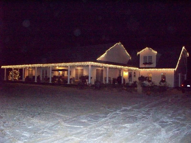 Winter Wonderland - Dalice Elizabeth Winery Private Estate - Preston - rentals