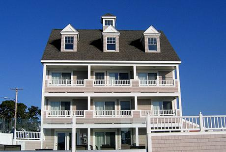 Breakers Front View - Cape Cod 2 BR Condo at the Beach  7/31-8/7/2015 - Dennis Port - rentals