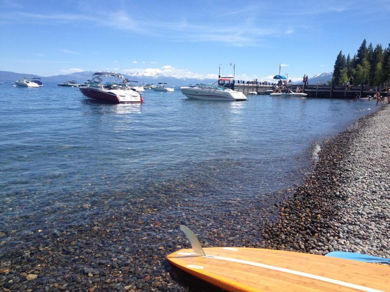 walk to Sunnyside William Kent Beach - 6 houses from LAKE Tahoe Sunnyside, biking, wifi - Tahoe City - rentals