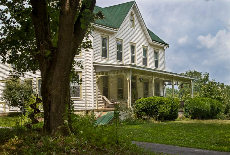 turn of the century victorian farm house - Nantmeal Country House Glenmoore PA - Glenmoore - rentals
