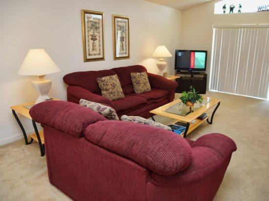 4 bedroom 3 bathroom only 15 minutes to Disney. 500TC - Image 1 - Orlando - rentals