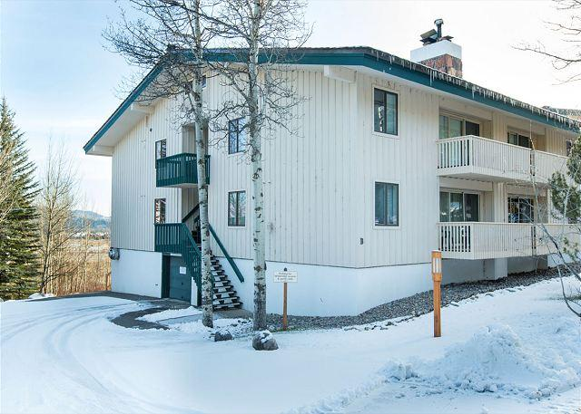 White Ridge - White Ridge B2 - In the Heart of Teton Village! - Teton Village - rentals