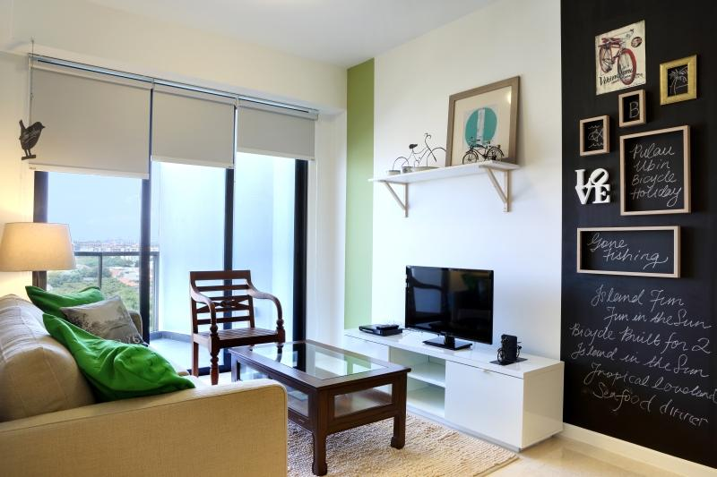 The Ubin Theme - 2 Bedroom Apartment - Image 1 - Singapore - rentals