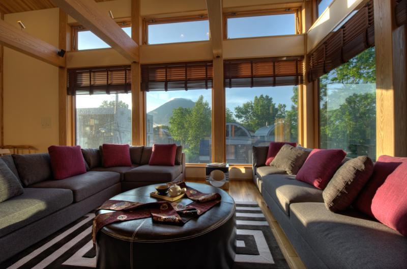 Tsubaki, 4BR Niseko luxury ski chalet, kids room - Image 1 - Niseko-cho - rentals