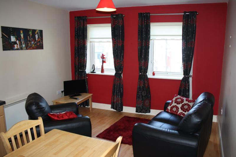 Living Room - Cosy apartment in Galway's West End - Galway - rentals