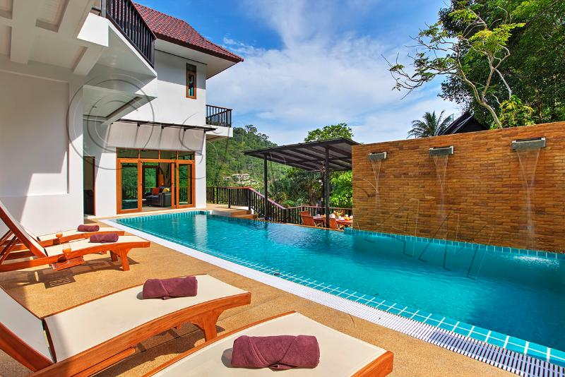 Patong Hill Estate 7 Bedroom sleeps up to 16 adult - Image 1 - Patong - rentals