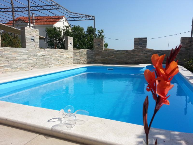 """Holiday house with private pool """"Petra"""" - Image 1 - Split - rentals"""