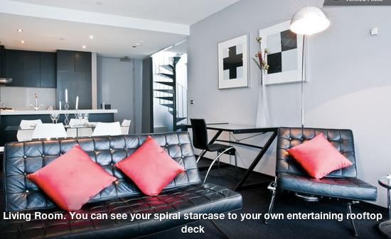 Melbourne Penthouse Apartment (2br) - Image 1 - Melbourne - rentals