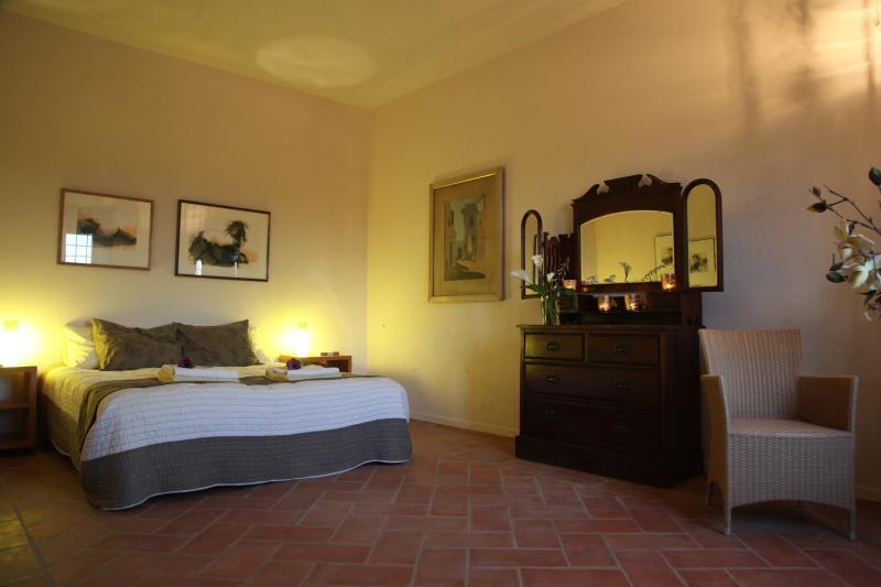 Bedroom apartment - Podere del Buongustaio - Montegabbione - rentals