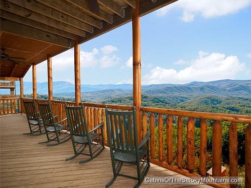 Mt Leconte View - Image 1 - Sevierville - rentals