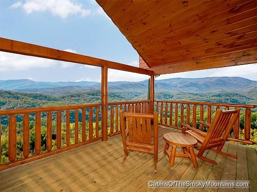Window to Heaven - Image 1 - Sevierville - rentals