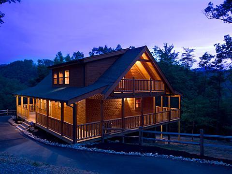 Mountain Sanctuary - Image 1 - Sevierville - rentals