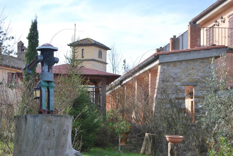 Borgo - Frate Sole, appartamenti in Borgo - Todi - rentals