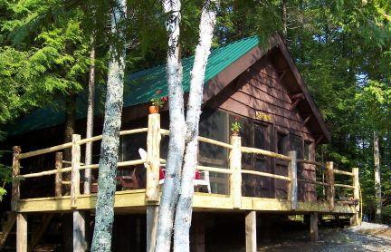Authentic Adirondack Cabin-peace, quiet, nostalgia - Image 1 - Saranac Lake - rentals