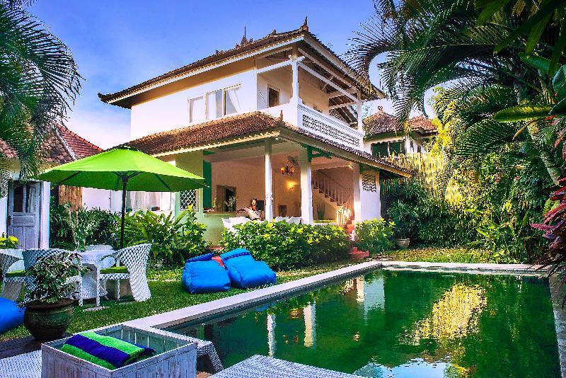 3 BR Lux Pool Villa OceanStar3 Seminyak 100m beach - Image 1 - Seminyak - rentals
