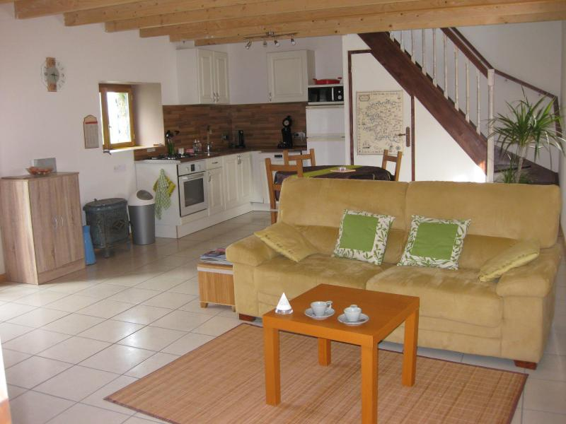 groundfloor 2 - Nice traditional cottage near the beaches - Douarnenez - rentals