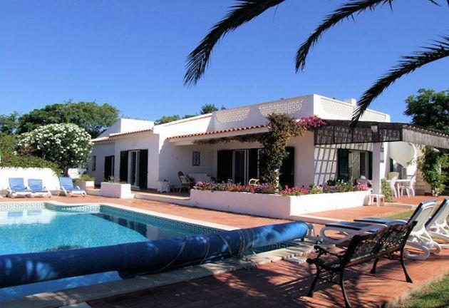Spacious 5-bedroom hilltop villa and Pool - Image 1 - Almancil - rentals