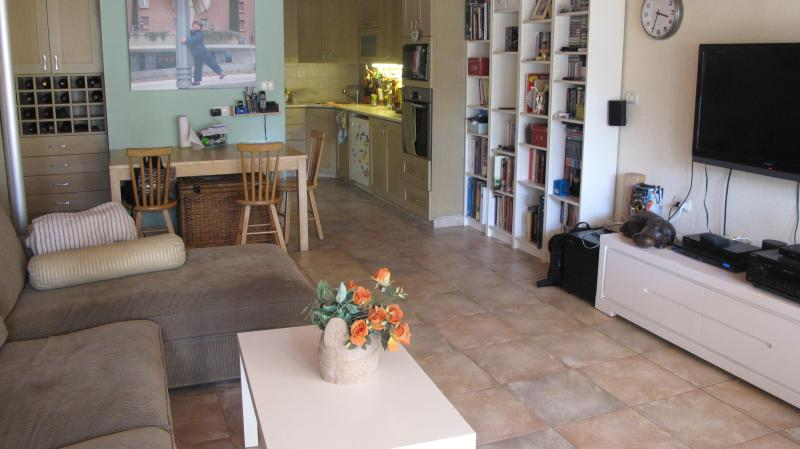 Living Room - A lovely house in great location near the beach - Herzlia - rentals