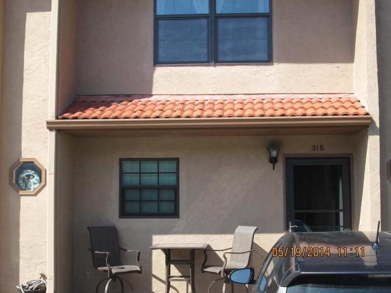 Five minute walk to the Gulf, 11 pools and tennis. - Image 1 - Panama City Beach - rentals