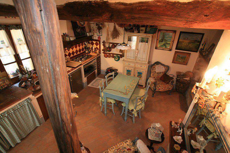 Rural Holiday Home in Tuscany - Image 1 - Sassofortino - rentals
