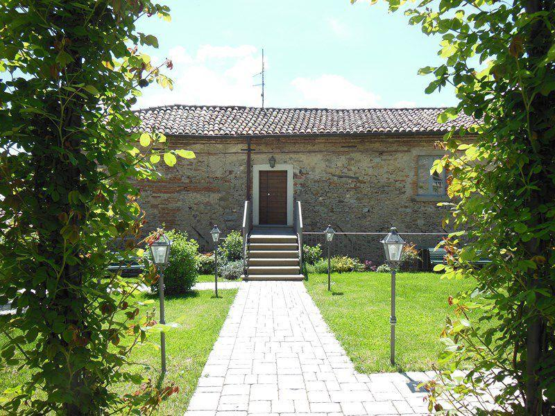 Old Monastery in Umbria for 6 Persons - Image 1 - Monte Santa Maria Tiberina - rentals