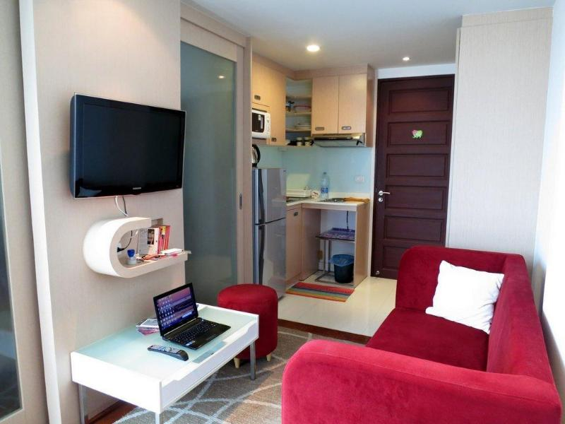 Modern apartment in Patong center with pool+gym - Image 1 - Patong - rentals