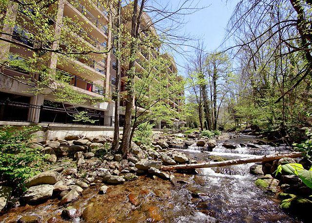 Perfect Spot for Pictures and Relaxation - April from $99! 2BR Downtown Condo - Walking Distance to Strip. Sleeps 6. - Gatlinburg - rentals