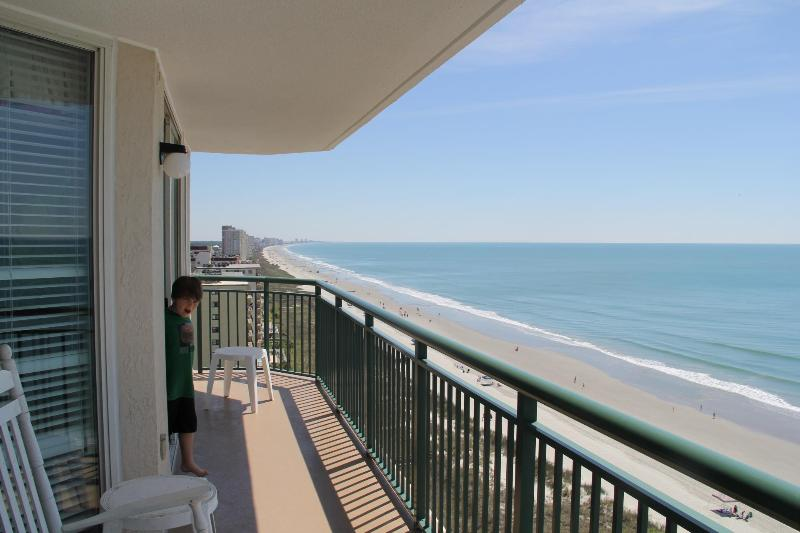 LOVE WAKING UP TO THIS - Luxury Ocean Front Condo - North Myrtle Beach - rentals