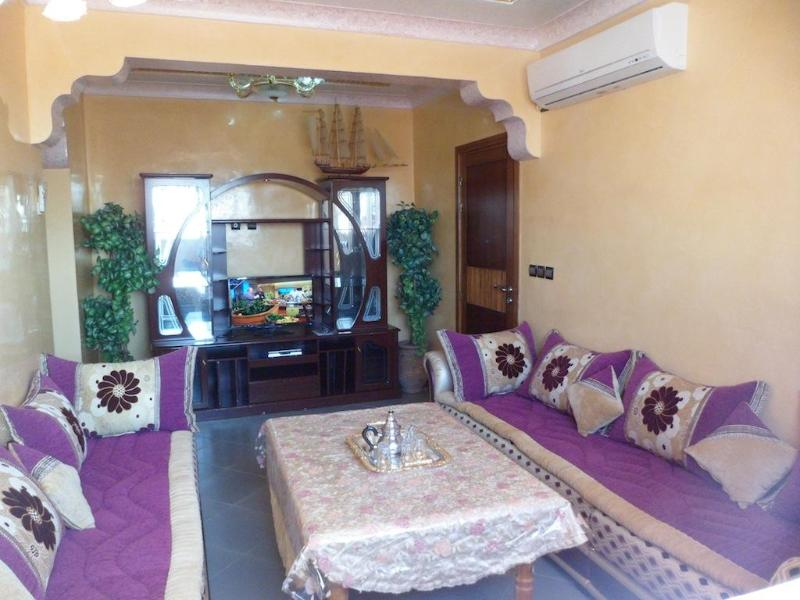 Air conditioned Lounge - Luxurious Air conditioned Ref:1069 - Agadir - rentals