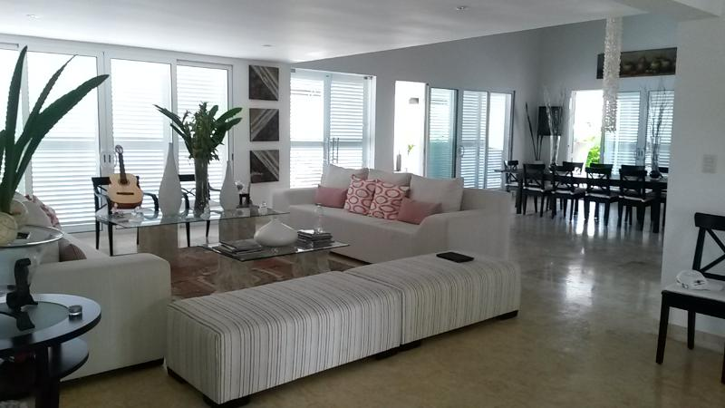 Large Lounge Area - Ultimate Luxury Vacation Villa - Punta Cana - rentals